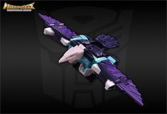 Legends Series Windblade, Clonetrons, and G2 Megatron Complete TakaraTomy Stock Photos
