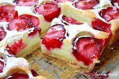 Pflaumenkuchen mit einer feinen Vanillenote