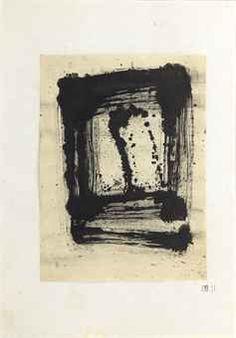 Tawara Yūsaku Boh Boh (Vastness)   1996  http://www.christies.com/lotfinder/prints-multiples/tawara-yusaku-boh-boh-5658475-details.aspx
