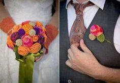 Crochet e tricot na decoração: a afetividade do tempo da vovó!