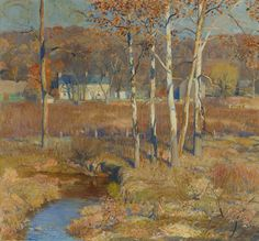 Daniel Garber<br>1880 - 1958 | lot | Sotheby's