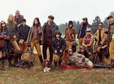 Tommy Hilfiger Advertising Campaign | love this ads & that man hat's