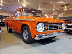 1967 Dodge D-100 Custom