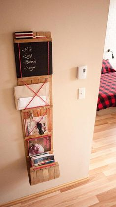 Storage idea - #home decor ideas #home design - http://yourhomedecorideas.com/storage-idea-69/