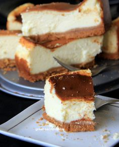 Eggless Cheese cake - Egg-less baking - Simple cheese cake| Great-secret-of-life