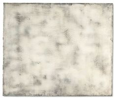 YAMANOBE, Hideaki Daylight Element 5 Acryl und Sand auf Nessel Signiert: H. Yamanobe 2002 182 x 212,5 x 5 cm