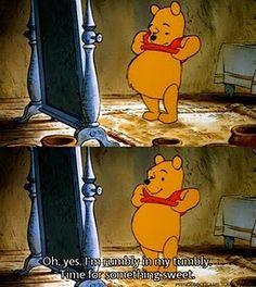 rumbly tummy