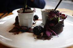 Hef's Kitchen: Vegan Afternoon Tea Terre a Terre, Brighton Vegan Afternoon Tea, Brighton, Panna Cotta, Vegan Recipes, Pudding, Vegetarian, Ethnic Recipes, Kitchen, Desserts