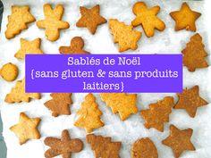 Sablés de Noël – Healthyhappyogi.fr