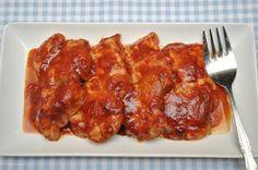 The Dutch Door Kitchen: Saucy Baked Pork Chops