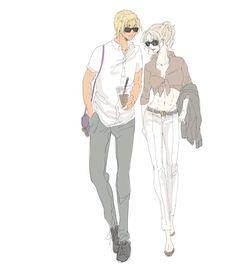Detective Conan 名探偵コナン Bourbon and Vermouth Noragami Anime, 5 Anime, Anime Kiss, Detective Conan Black Organization, Manga Couples, Anime Couple Kiss, Amuro Tooru, Madara Uchiha, Magic Kaito