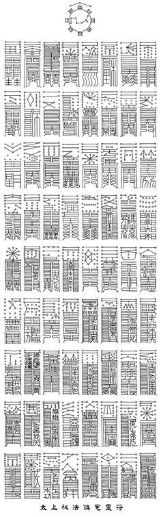 Chinese Typography, Chinese Calligraphy, Chinese Culture, Chinese Art, Yi King, Folk Religion, Typo Logo, Asian Design, Logo Design