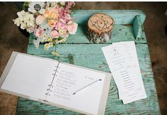 Wedding & Bridal Fashion Blog | Allure Bridals// sign in sheet