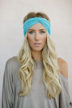 """Fasce, turbanti e cerchietti per capelli, gli accessori """"cool"""" di Three Bird Nest"""