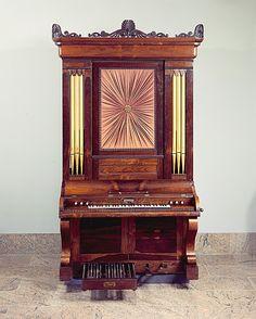Pipe Organ 1850   #TuscanyAgriturismoGiratola