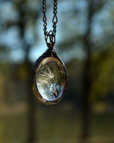 Handmade Terrarium Jewelry