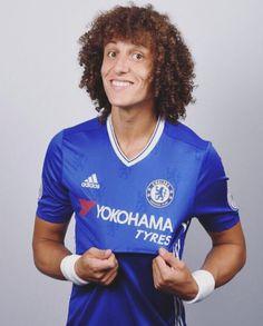 David Luiz Chelsea Adidas