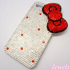 Get this lovely Hello Kitty Iphone case!