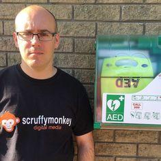 Latest blog about defibrillator donations http://ift.tt/2fSiz5H #charity #school #web #webdesign #community #support #heart #defibrillator #health #bolton #uk #egerton