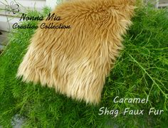 Plush Shag Faux Fur   Caramel     Newborn and Baby by NonnaMiaCC, $19.00 35% Off FURS and all items in my ETSY Shop  Use Coupon Code ..'NONNAMIA35' https://www.etsy.com/shop/NonnaMiaCC?ref=si_shop