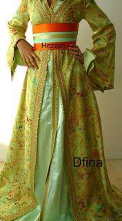 Moroccan caftan idea