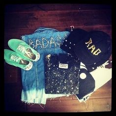 Me swag style!