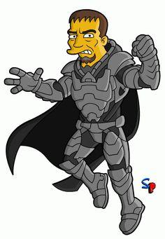 Zod gets Punx'd