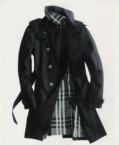 burberry trench--ultimate want