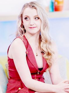 """"""" Evanna Lynch appears on Channel 4′s Sunday Brunch show in London on 6 August 2017 (x) """""""