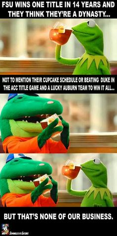 Kermit: That's some mighty fine tea, isn't it Albert? Albert: Why yes, yes it is ❤️