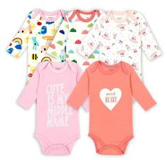 9eed9a6e1709 5pcs lot Baby Bodysuits Original Infant Jumpsuits Autumn Overalls Cotton  Coveralls Boy Girls Baby Clothing