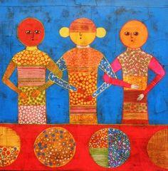 Gustavo Ortiz - Snake Dance and the Three Moons