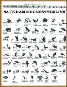 Native American Animal Symbols