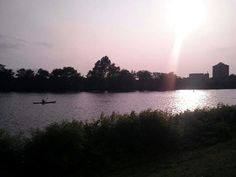 Charles sunset