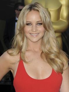 Gorgeous Hair - Jennifer Lawrence