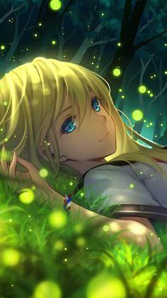 Imagen de anime girl and anime