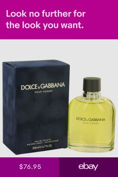 27b6dac62 26 Best Dolce and Gabbana (D&G) Men's Colognes images in 2018