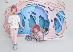 Mon Chou Primavera-Verano 2015  / Spring-Summer 2015 |  #modainfantil #modaniños #tendencias #cool #kidsfashion #kids
