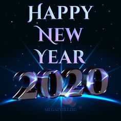 Happy New Year 2020 - Megaport Media Share Pictures, Animated Gifs, Sendai, Happy New Year 2020, Christmas Art, Neon Signs, Humor, News, Funny