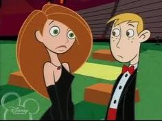 Kim Possible And Ron Stoppable Prom