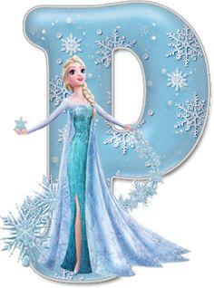 Alfabeto de Elsa con Vestido de Gala. Frozen Birthday Party, Frozen Tea Party, Birthday Parties, Disney Font Free, Disney Fonts, Disney Disney, Frozen Cupcake Toppers, Frozen Font, Kids Cartoon Characters