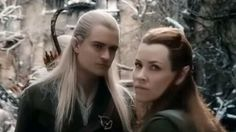ugh I ship them so haaaaarrrrrddd Legolas And Tauriel, Evangeline Lilly, Book Tv, Orlando Bloom, Middle Earth, Lord Of The Rings, Mini Books, Tolkien, Lotr