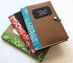 mmmcrafts: make a mini memo book cover