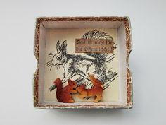 mano kellner, art box nr 195, das ist nicht für die öffentlichkeit  - sold -
