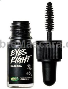 Eyes Right - Mascara Love this! It gives such a nice natural look and feels great! Lush Cosmetics, Handmade Cosmetics, Mascara Tips, How To Apply Mascara, Rimmel, Lush Fresh, Lipgloss, Homemade Beauty Products, Beauty Make Up