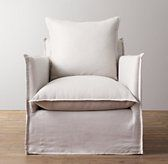 Shelter Swivel Glider with Slipcover | Nursery Seating | Restoration Hardware Baby & Child