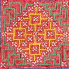 Hmong embroidery | Flickr - Photo Sharing!
