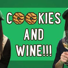 It's Girl Scout Cookie time again, and Nicole can't resist taking this opportunity to open up some wine. Joined by her pal Elise, the two tell you Cookie Box, Cookie Time, Recipe Using Girl Scout Cookies, Sweet White Wine, Yoga Mom, S Girls, Wine Pairings, Girl Scouts, Wine Recipes