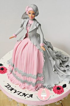 princess doll cake                                                                                                                                                                                 More