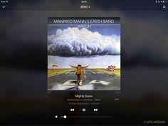 """Auf @Sonos läuft gerade """"Mighty Quinn"""" von Manfred Mann's Earth Band #NowPlaying"""